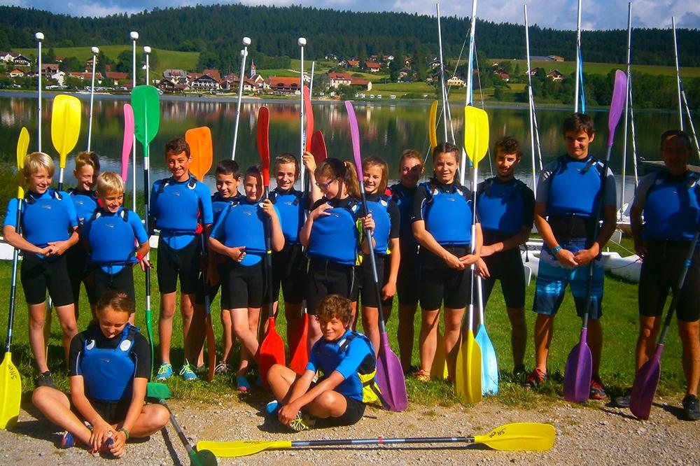 Stage d'été à Jougnes le week end du 4 juillet 2016.