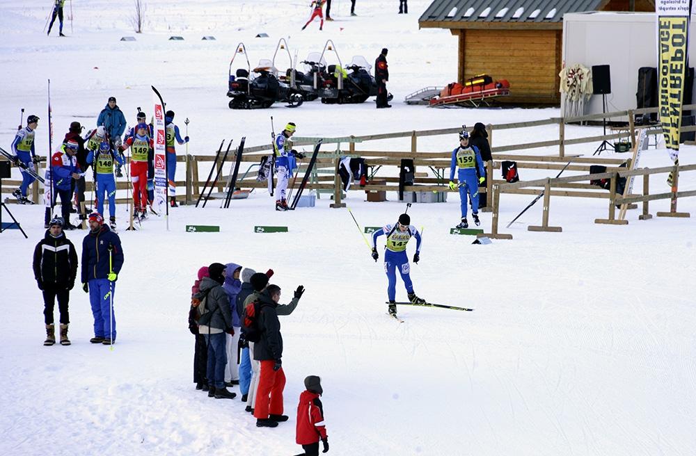 2 ème étapes Samse national tour