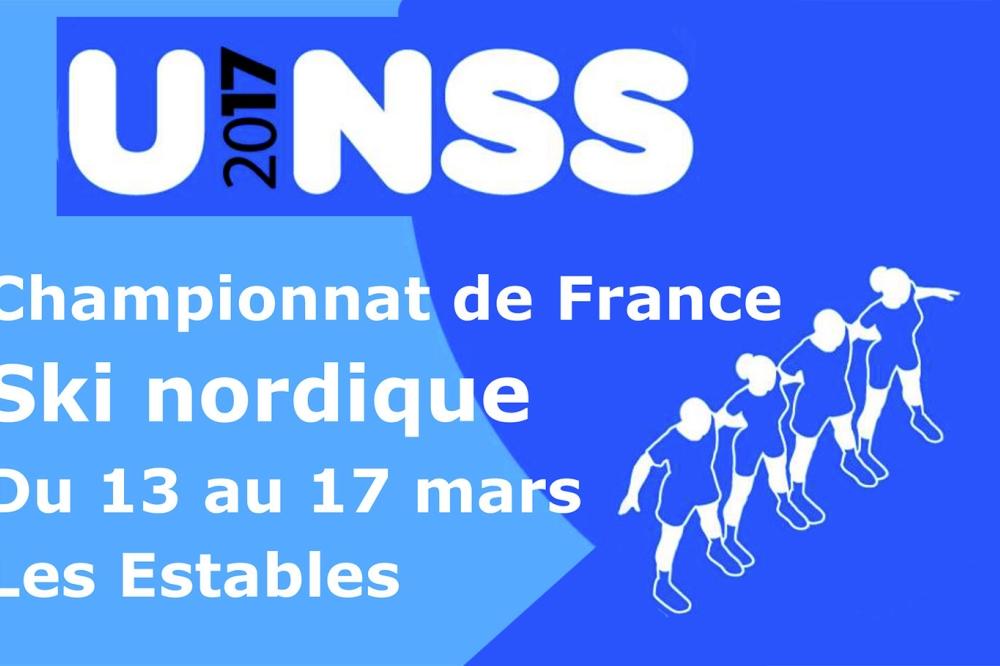 Championnat UNSS 2017